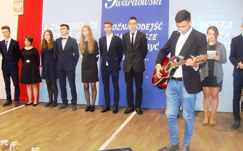 Młodzi ludzie z wielkim talentem