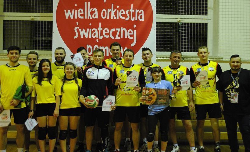 Siatkarski Turniej Serc w Łękawicy w 2017 roku