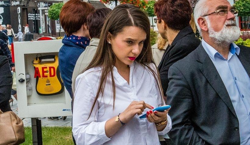 Karolina Czyżowicz, asystetka burmistrza Klinowskiego