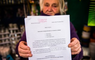 81-letnia Kazimiera z Wadowic lepiej znała się na przepisach niż burmistrz i jego podwładni