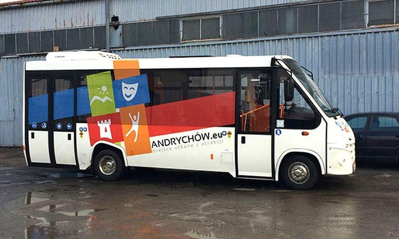 Andrychowski bus już na swoim miejscu