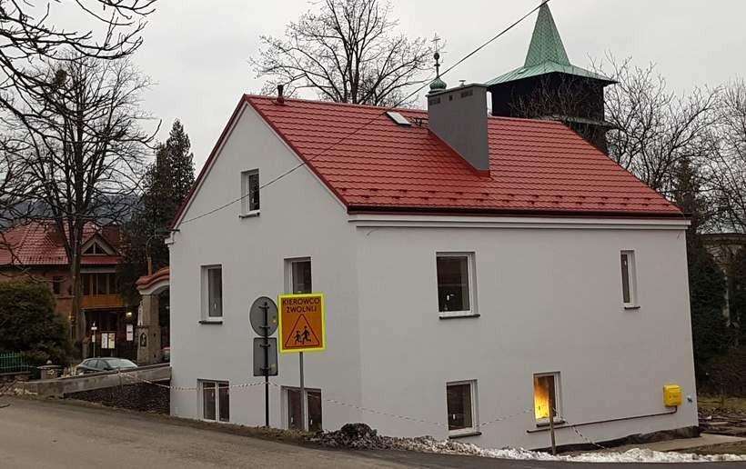 Dom seniora w Marcyporębie