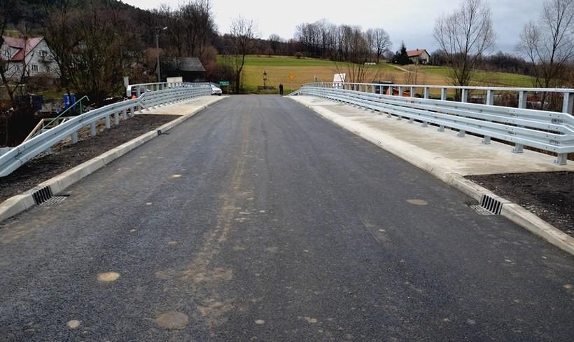 Nowy most w Leśnicy