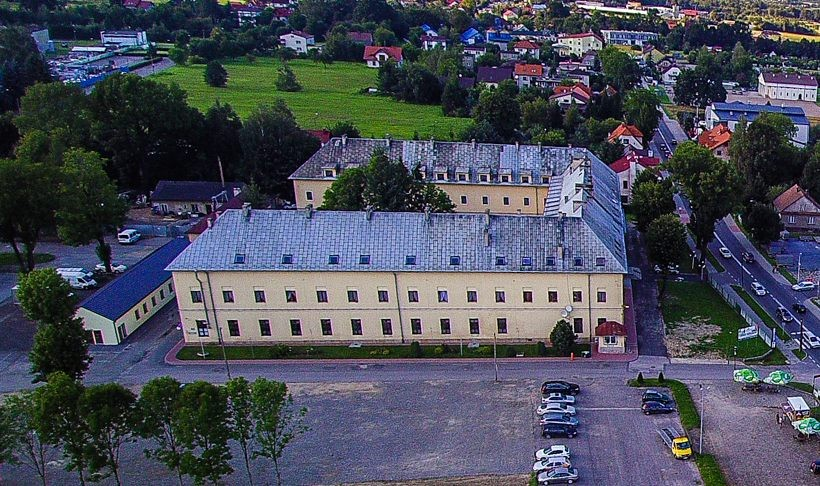 Koszary Chocimskie w Wadowicach