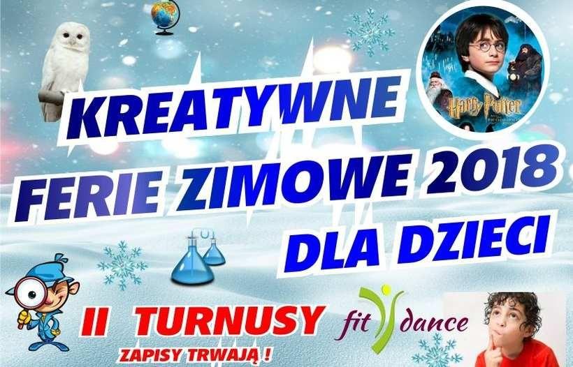 Kreatywne Ferie Zimowe – Fitdance zaprasza!