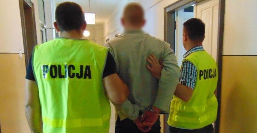 Policja zatrzemała dilera narkotyków