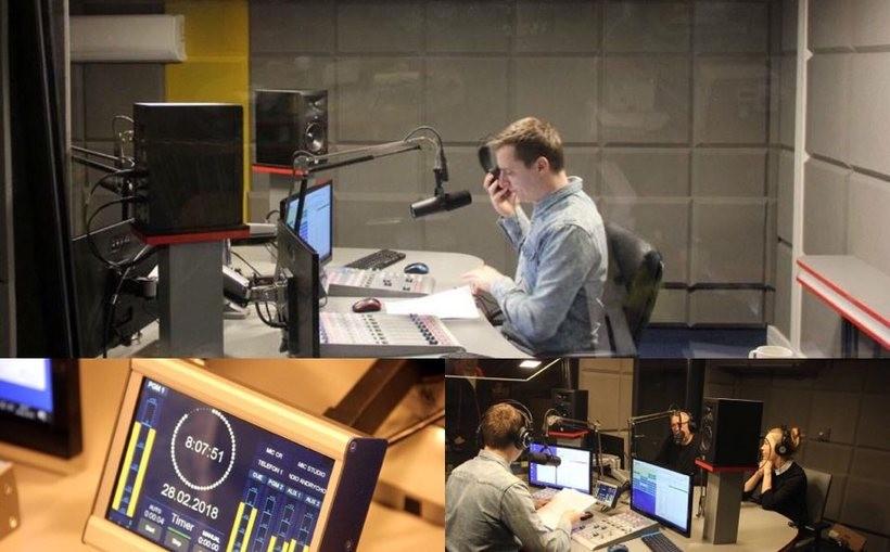 Radio Andrychów pochwaliło się nowym studiem. Podoba wam się?