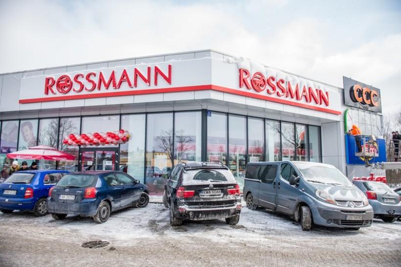 W Wadowicach Rossman otwrozyl już drugi sklep