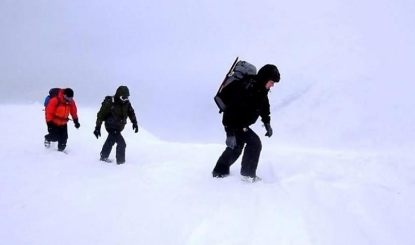 Bardzo złe warunki do górskich wycieczek. Dwóch turystów zgubiło się na Babiej Górze