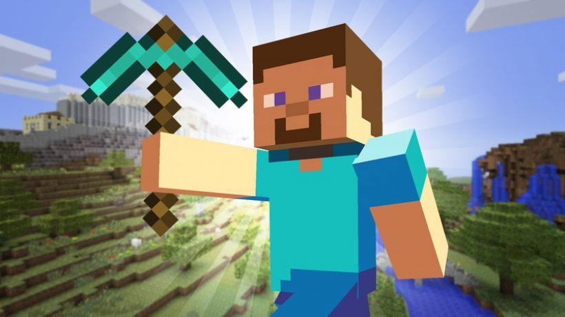 Gra Minecraft polecana jest dzieciom, jako bardzo rozwojowa
