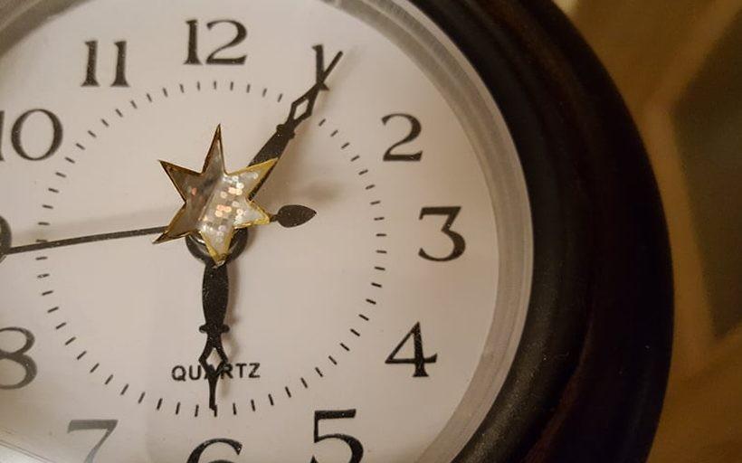 Z soboty na niedzielę przestawiamy zegary z godziny 2. na 3.