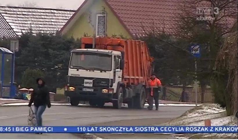 Wójt Spytkowic nie chce przeprowadzać przetargów na wywóz śmieci.