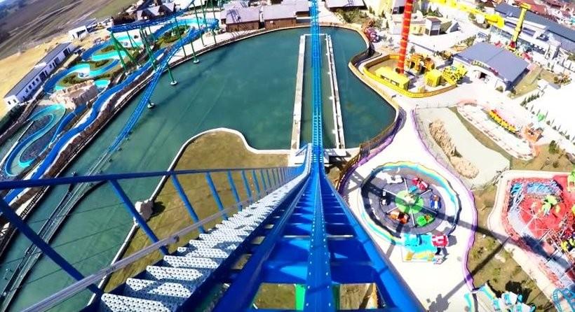 Nowa kolejka to Speed Water Coastera