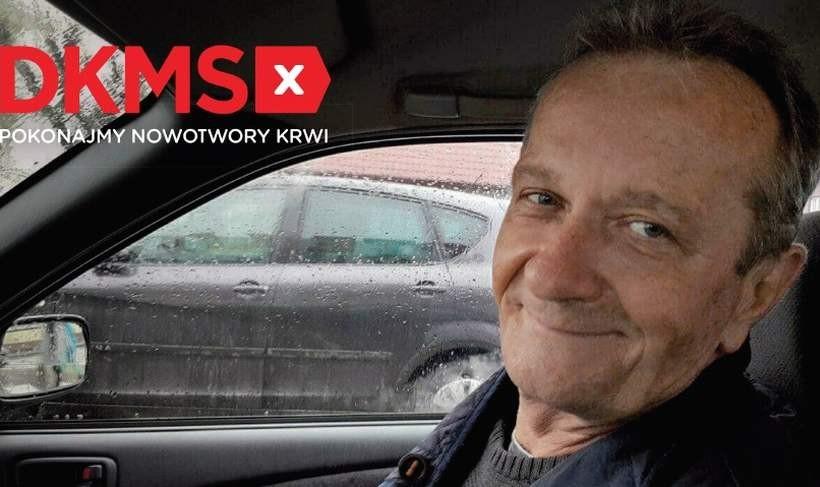 Marek Książek zachorował niedawno, ale białaczka postępuje bardzo szybko!