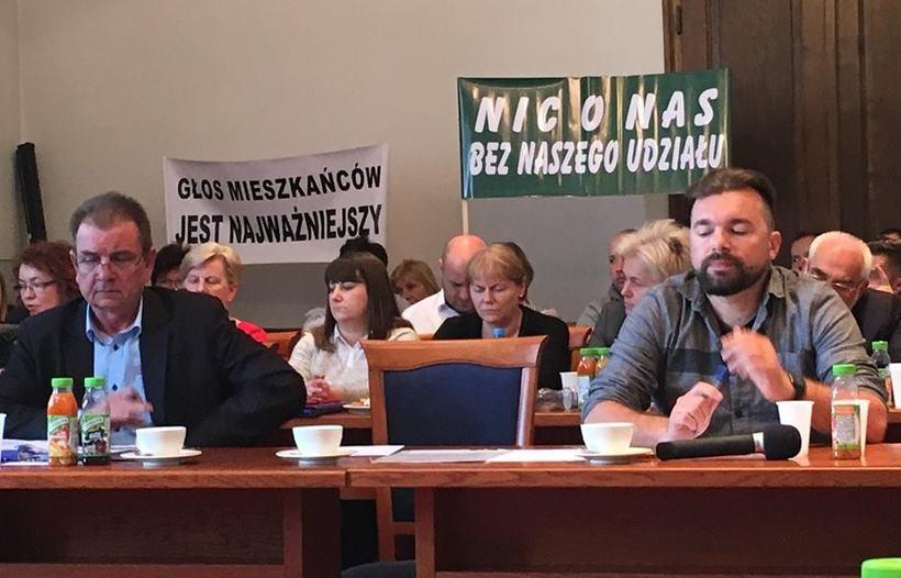 Rada Miejska w Wadowicach głosowała w środę ważną uchwałę