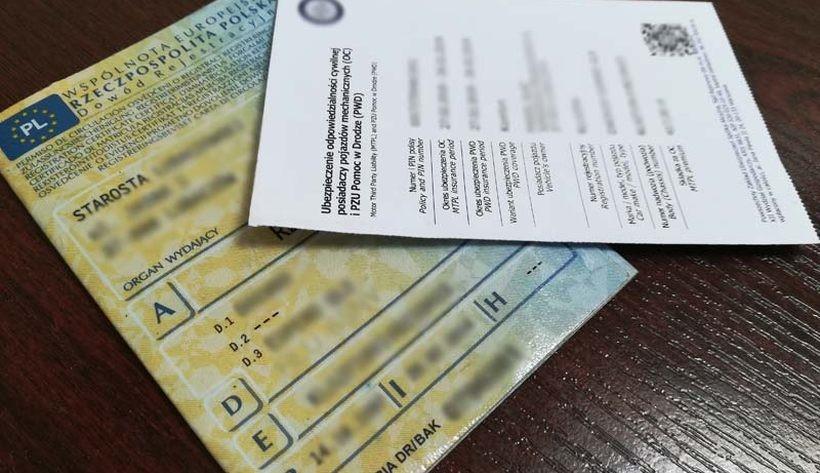 W drogę za kierownicą bez dowodów rejestracyjnych? Nowe przepisy już wkrótce