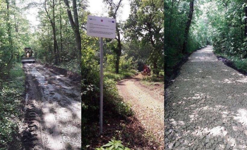 W Zatorze rozpoczęła się budowa ścieżki rowerowej
