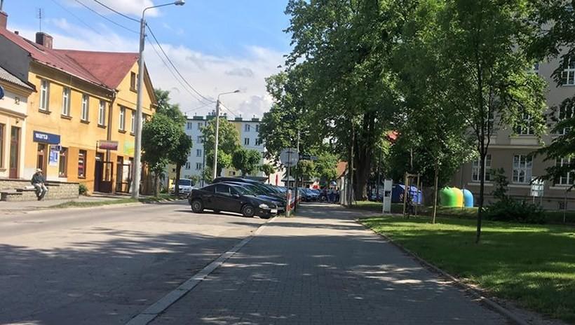 Ulicę Sienkiewicza czeka w tym roku remont generalny