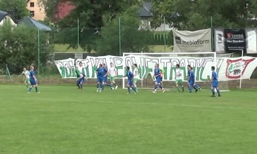 Ależ to był gol! Bramka w Barwałdzie niczym z finału Ligi Mistrzów