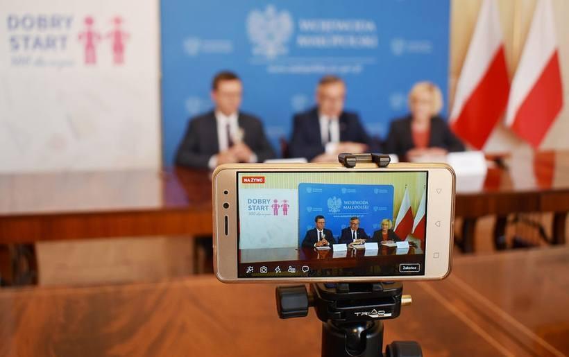 Resort edukacji przekazał Małopolsce konkretne wytyczne dotyczące programu