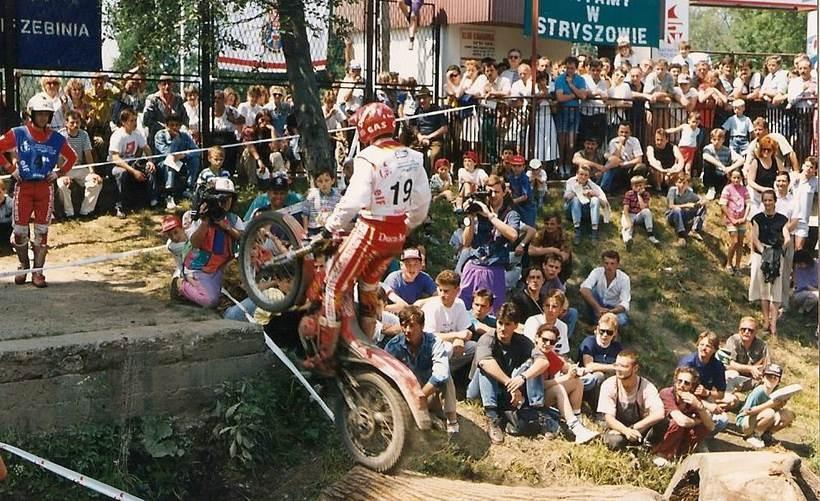 Pierwsze Mistrzostwa Świata w Stryszowie, rok 1992
