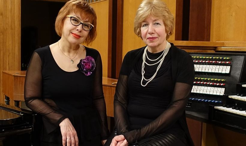 W pierwszym koncercie zobaczymy i usłyszymy Ludmiłę Golub, pierwszą organistkę Domu Muzyki (największej sali koncertowej w Moskwie) i Valerię Anfinogenovą, dyrektora artystycznego Filharmonii w Soczi.