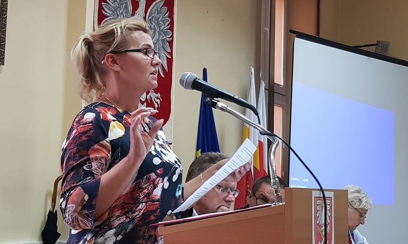 Beata Szafraniec, dyrektorka ZZOZ w Wadowicach