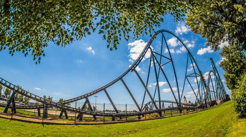 Hyperion czeka już w Zatorze. Energylandia otwiera najszybszy rollercoaster w Europie