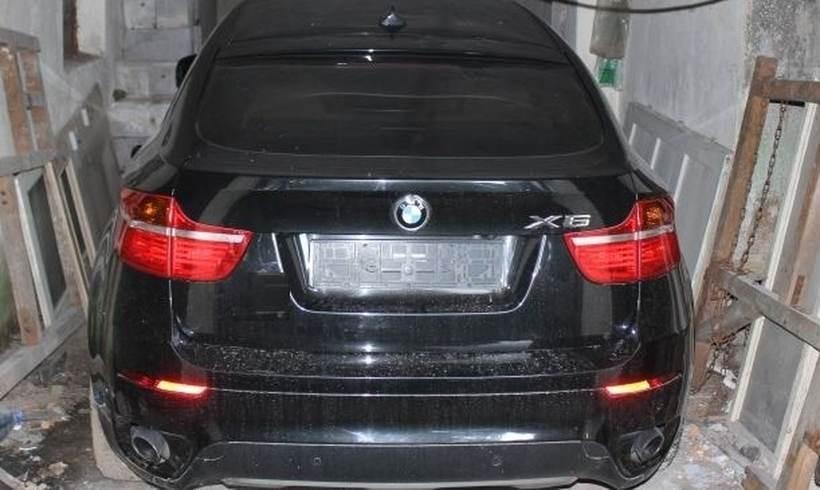 Skradzione BMW z hotelowego parkingu w Andrychowie odnalazło się w rupierciarni