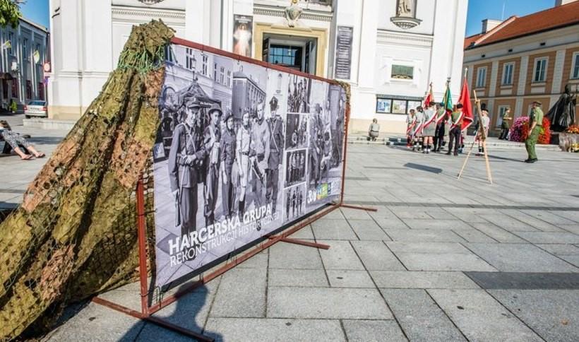 W Wadowicach o historii Powstania Warszawskiego co roku przypminają harcerze ZHP
