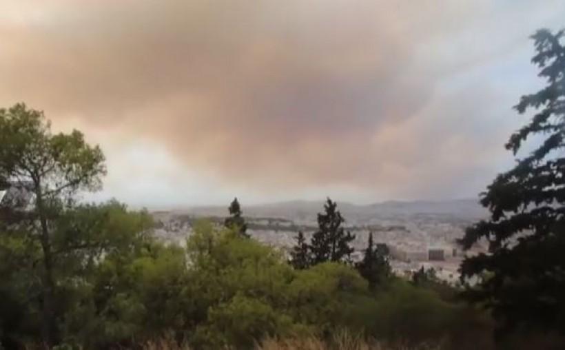 Tragedia w Grecji. Turyści z Wysokiej zginęli w wielkim pożarze