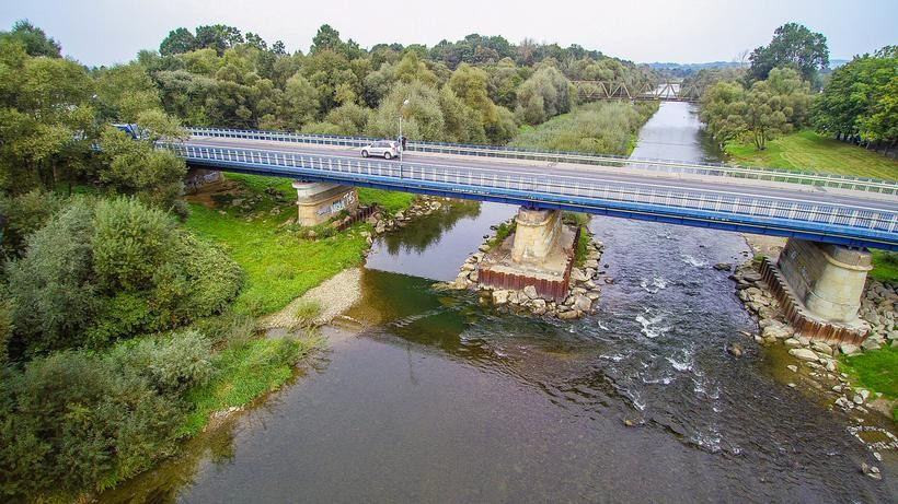 Most drogowy w Wadowicach