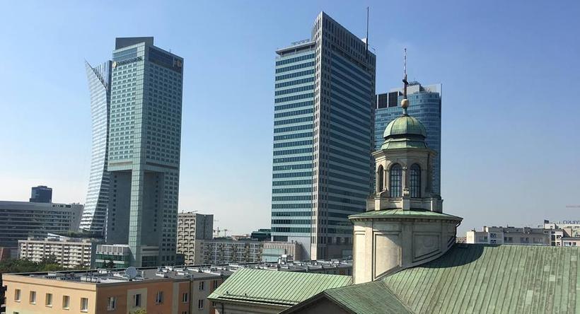 Warszawa, Śródmieście