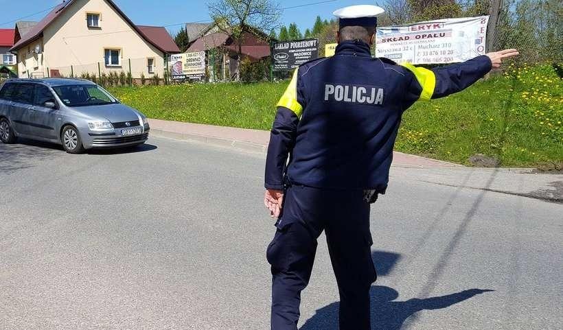Policja sprawdziła i...na drogach powiatu wadowickiego piesi bardziej niebezpieczni niż kierowcy