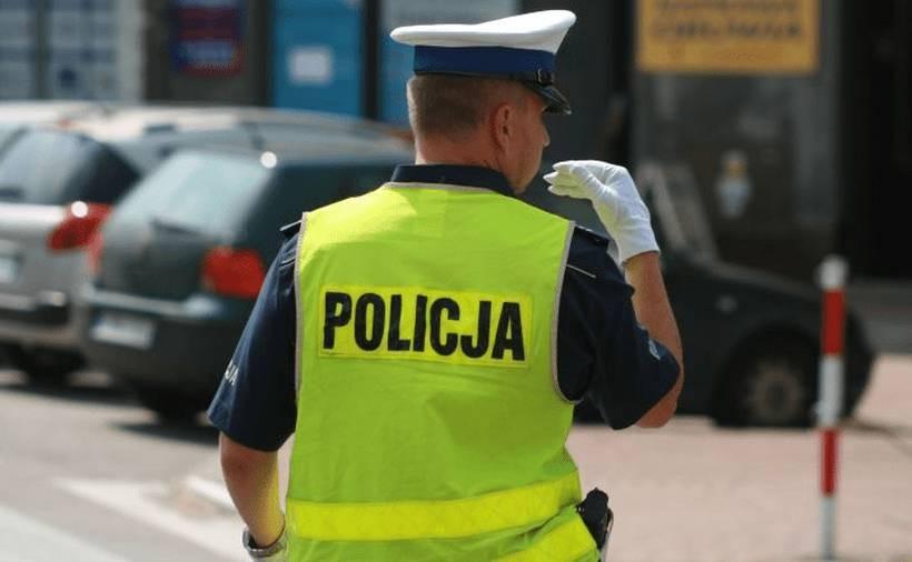 Policja informuje o utrudnieniach w ruchu