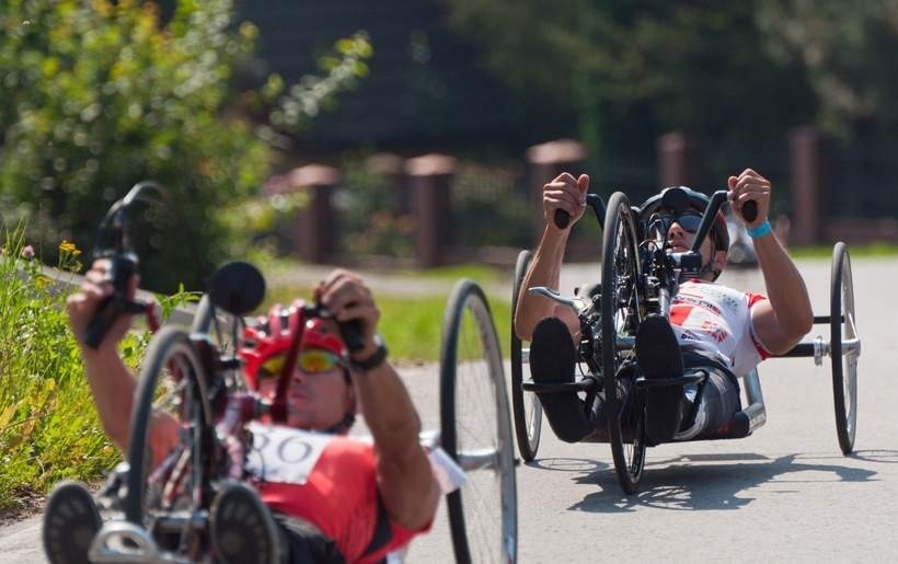 Niepełnosprawni pomkną szosami Andrychowa i Wieprza. Kiedy zamkną drogi?