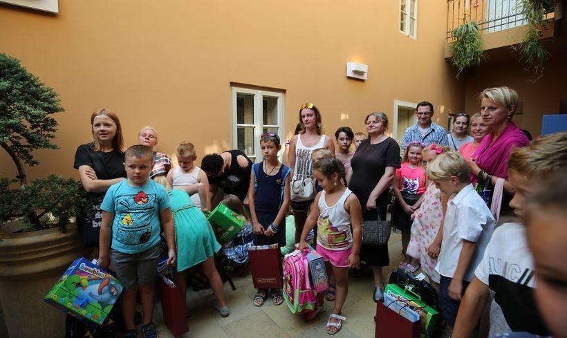 """Taka akcja w muzeum. Dzieci z Wadowic wyruszą """"Z Lolkiem do szkoły"""""""
