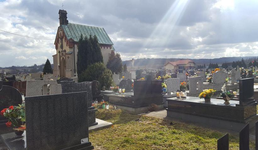 Cmentarz w Ryczowie