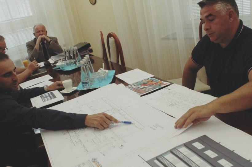 Na Kalwariance chcą wybudować hotel z prawdziwego zdarzenia dla sportowców. Mają już projekt