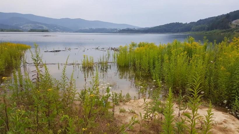 Jezioro zwane Mucharskim