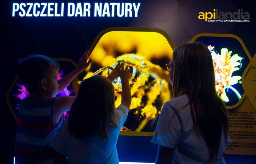 Interaktywne Centrum Pszczelarstwa Apilandia zaprasza