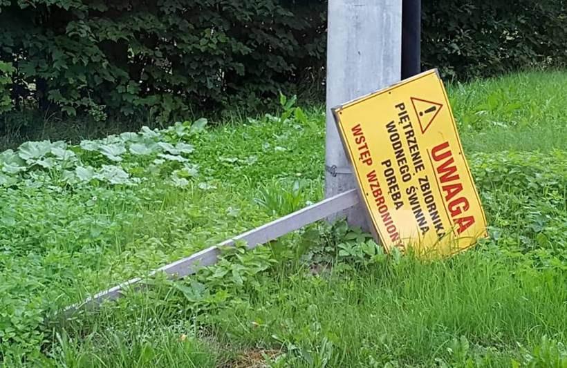 Wody Polskie twierdzą, że to gminy odpowiadają za prawidłowe zabezpieczenie terenów wokół zbiornika