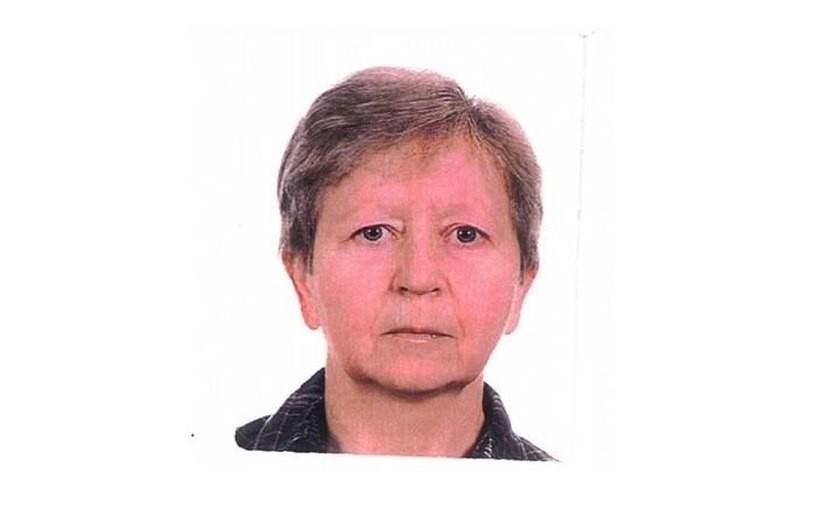 Zaginiona Halina Wójcik (62 l.)