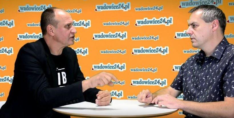 Paweł Kukiz w programie Rozmawiamy Marcina Płaszczycy