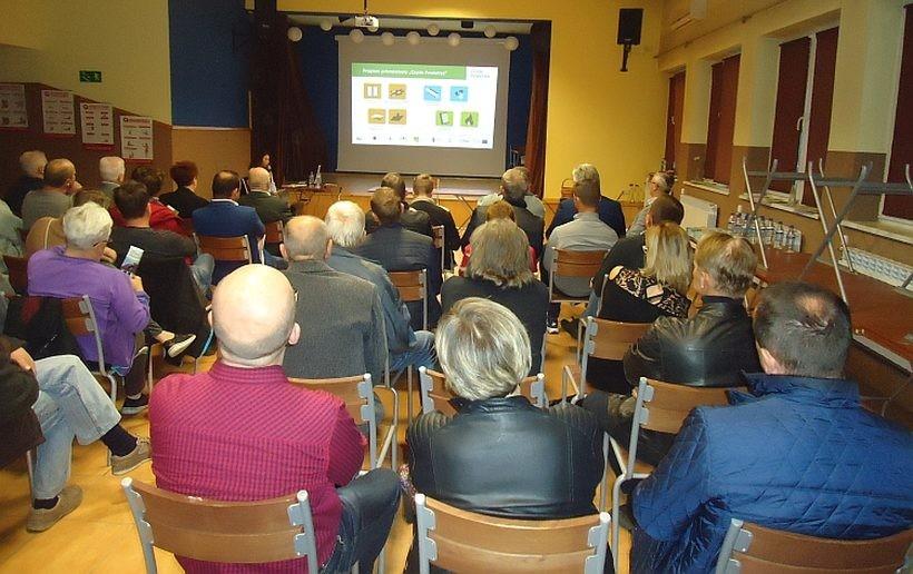 W Tomicach sporo osób chciało poznać szczegóły programu Czyste Powietrze