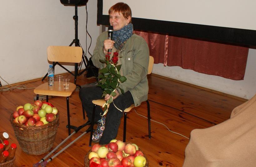 Janina Ochojska w Bęczynie