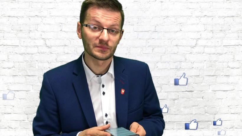 Kandydaci na burmistrza Wadowic odpowiedzieli młodzieży. Jeden z nich zaskoczył formą