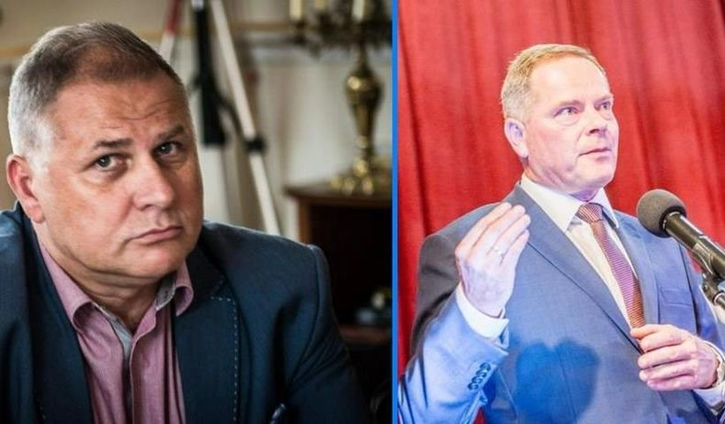 Tomasz Żak i Krzysztof Kubień
