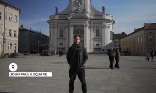 Ryan Socash - przemierza Polskę i odwiedza jej najciekawsze zakątki