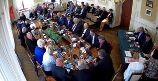 Sesja Rady Miejskiej w Andrychowie